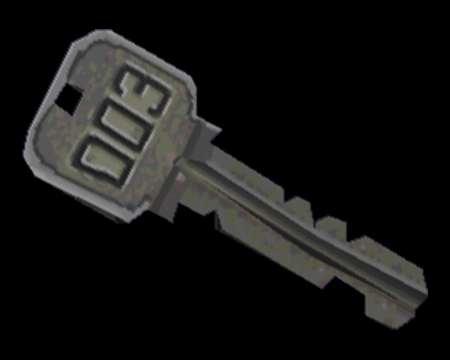 Image of 003 Key