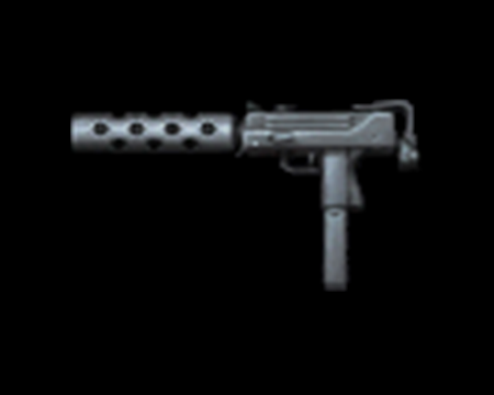 Image of MAC11 Sub Machine Gun