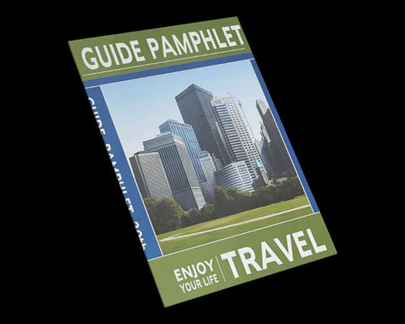 Image of Guide Pamphlet
