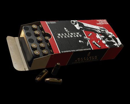 Handgun Ammo Resident Evil 2 Remake Evil Resource