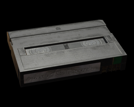 Image of Lab Digital Video Cassette