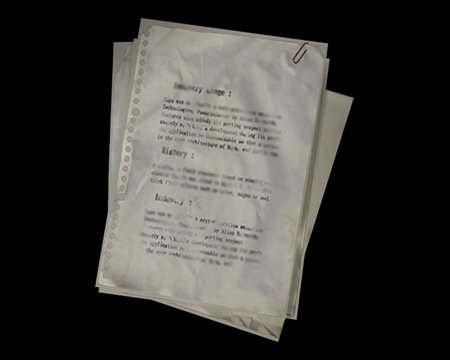 Image of Leon's Note