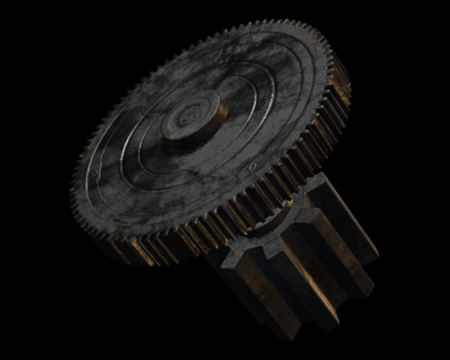 Image of Small Gear