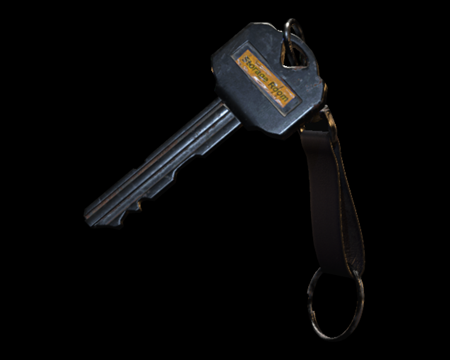 Image of Storage Room Key