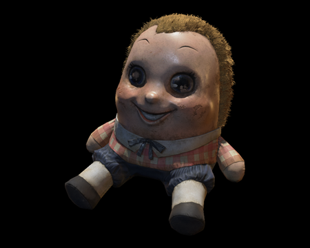 Image of Stuffed Doll