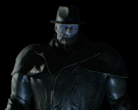 Resident Evil 2 Remake Tyrant