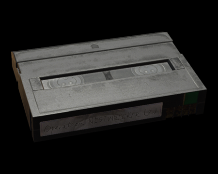 Image of U.S.S. Digital Video Cassette