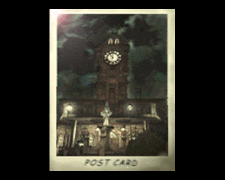 Image of Clock Tower Postcard