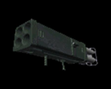 M66 Rocket Launcher Resident Evil 3 Nemesis Evil Resource