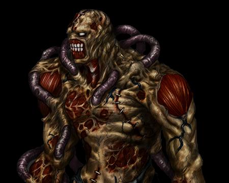 resident evil 3 nemesis forms