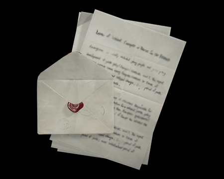 Image of A Love Letter?