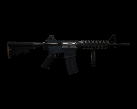 Image of CQBR Assault Rifle