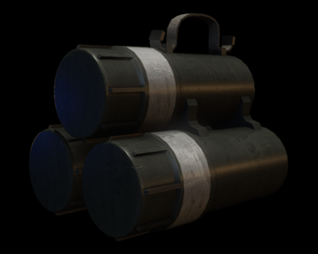Image of Explosive Rounds