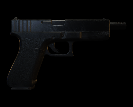 Image of G18 Handgun