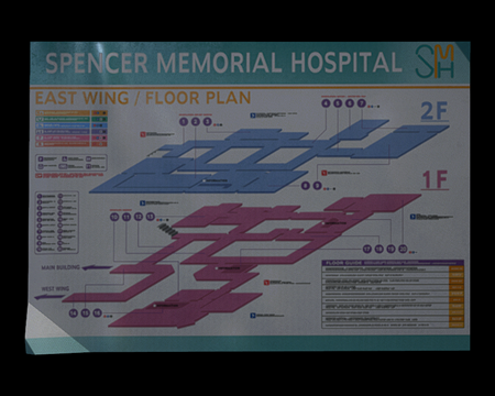 Image of Hospital Map