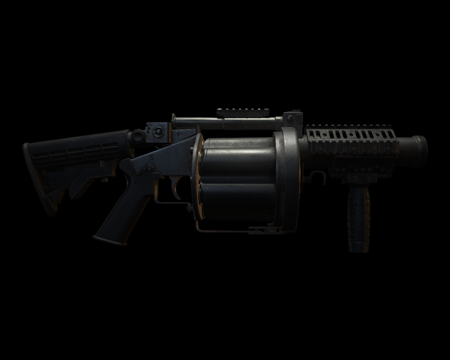 Image of MGL Grenade Launcher