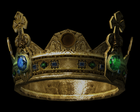 Image of Crown with Jewels