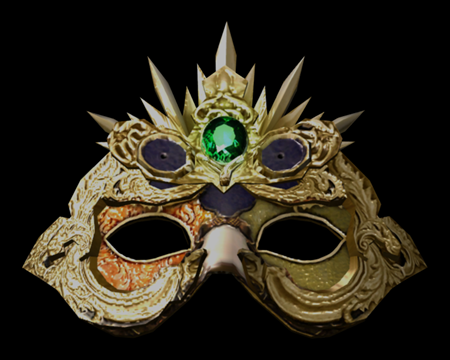 Image of Elegant Mask w/(G)