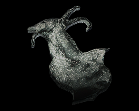 Image of Goat Ornament