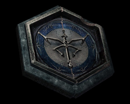 Hexagonal Emblem Resident Evil 4 Evil Resource