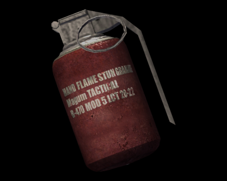 Image of Incendiary Grenade