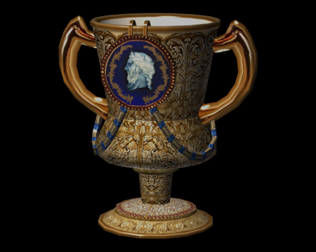 Image of King's Grail