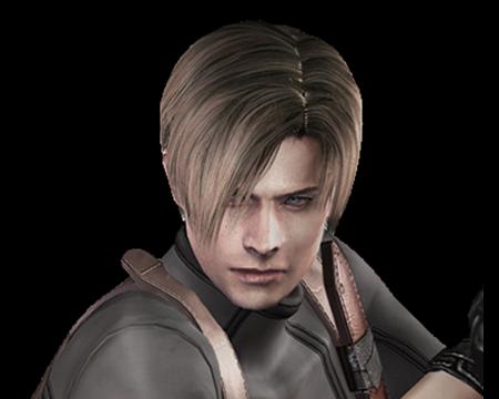 Leon S Kennedy Resident Evil 4 Evil Resource
