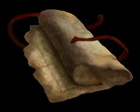Image of Mission 4 Treasure Map