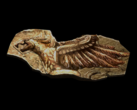 Image of Piece of the Holy Beast, Eagle