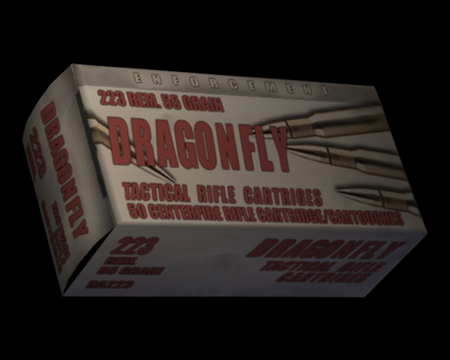 Image of Rifle Ammo