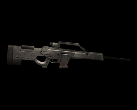Image of Rifle (semi-auto)