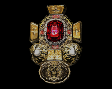 Image of Royal Insignia