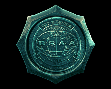 Image of BSAA Emblem