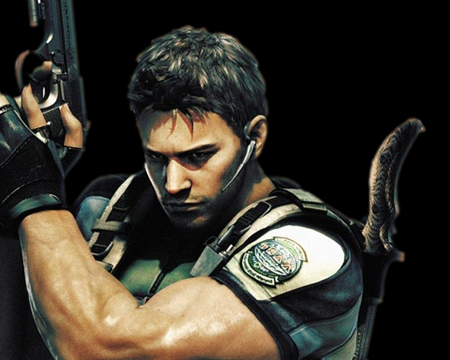 Chris Redfield Resident Evil 5 Evil Resource