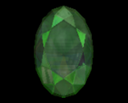 Image of Emerald (Oval)
