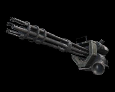 Gatling gun (Resident Evil 5) | Evil Resource
