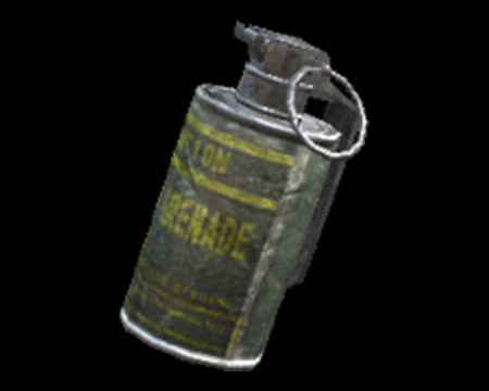 Image of Hand grenade