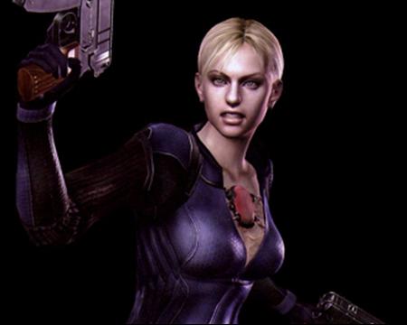 Jill Valentine Resident Evil 5 Evil Resource
