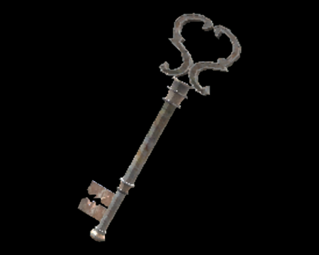 Image of Old Building Key