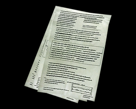 Image of Report on Project W - Aug. 28, 1998