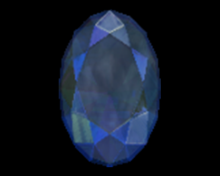 Image of Sapphire (Oval)