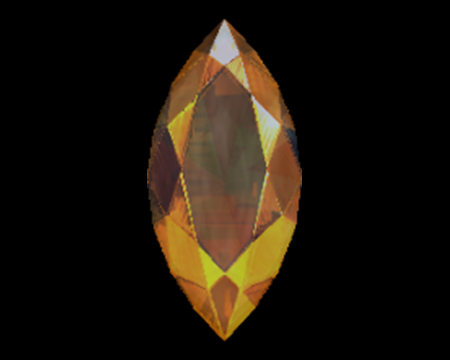 Image of Topaz (Marquise)