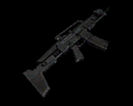 Image of Assault Rifle for Special Tactics