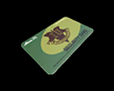Image of Campus Keycard