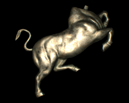 Image of Ox Statuette