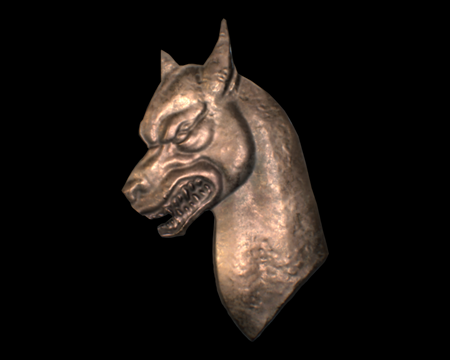 Image of Red Dog's Head
