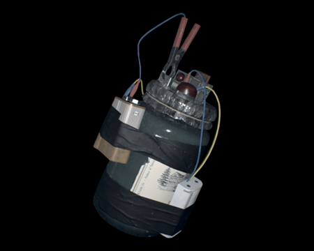 Image of Remote Bomb