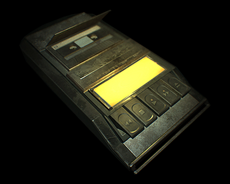 Image of Tape Recorder