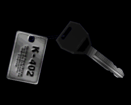 Image of Airport Key