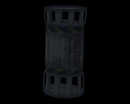 Image of Explosive Container